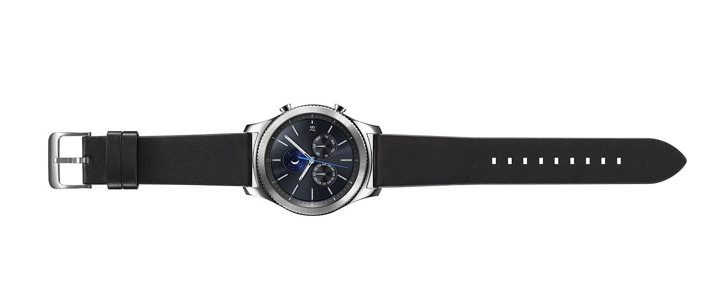 Samsung rozšířil portfolio chytrých hodinek o model Gear S3  73232f38d9