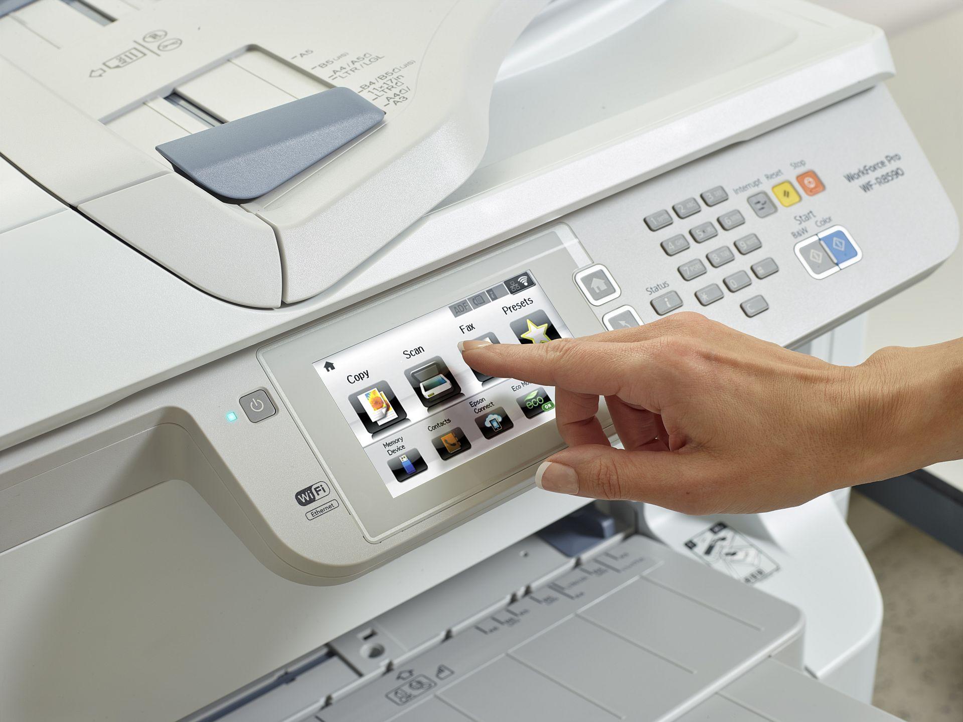 Epson bude se svými přístroji nabízet i software firmy Nuance   RMOL