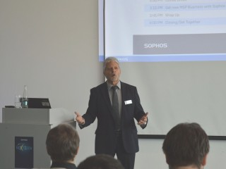 Karl-Heinz Warum, viceprezident společnosti Sophos pro region CEEMEA