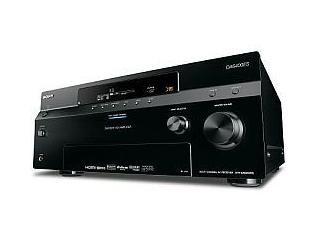 Receiver Sony STR-DA6400ES je nejvyšším modelem řady.