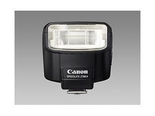 Nový blesk Canon Speedlite 270EX
