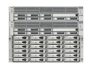 Nové servery SUN podporují technologii flash.