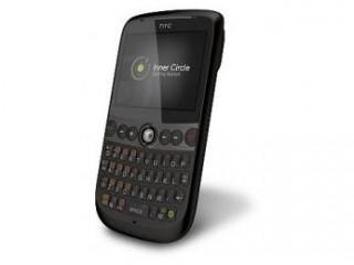 HTC Snap s funkcí Inner Circlefunkci Inner Circle.