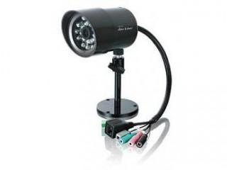 Profesionální dostupná dohledová kamera AirLive OS-300CAM.