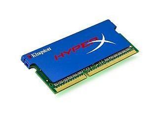 Paměti DDR3 pro herní notebooky.