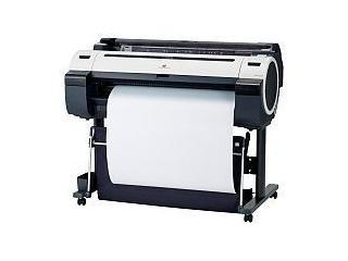 Velkoformátové tiskárny od Canonu.