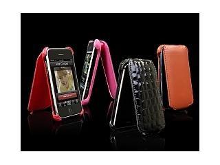 Kožená pouzdra pro iPod/iPhone jsou vyrobeny z kvalitní kůže.