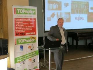 Jiří Řehák, finanční ředitel a jednatel Fujitsu Technology Solutions pro Českou republiku, Slovensko a Maďarsko