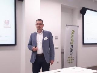 Marek Chmiel, výkonný ředitel DataSpring