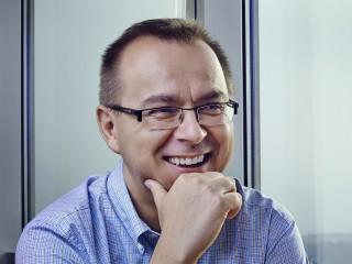 Petr Kuliš, výkonný ředitel DNS
