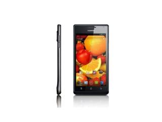 Huawei smartphone Ascend P1