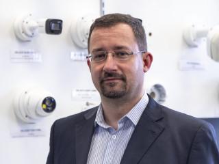 Robert Jaroš, obchodní ředitel společnosti Express Alarm Czech