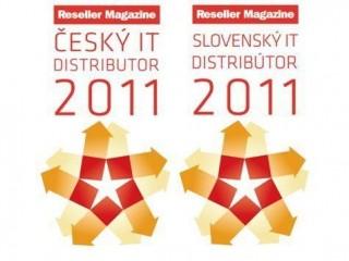Vyhlášení čtvrtého ročníku Český IT distributor 2011 & Slovenský IT distribútor 2011 se blíží