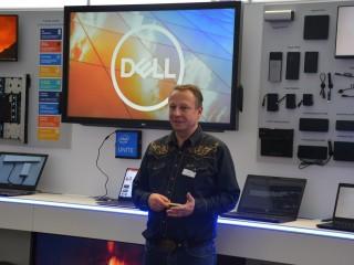 Petr Zajíček, client solution manager v Dell EMC