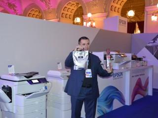 Marcel Divín, Branch Office Manager Epson CZ&SK