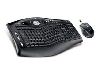 Genius klávesnice a myš ErgoMedia 8000