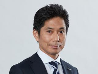 Hiroyuki Nishiuma, výkonný ředitel společnosti Panasonic System Communications Company Europe