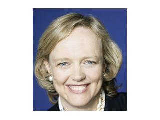 Meg Whitmanová, prezidentka a výkonná ředitelka HP