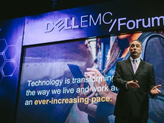 Frank Hauck, prezident Dell Technologies