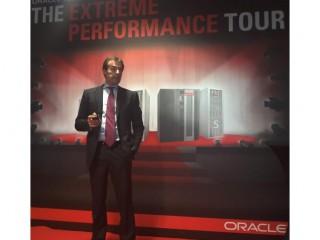 Luigi Freguia, Senior viceprezident společnosti Oracle