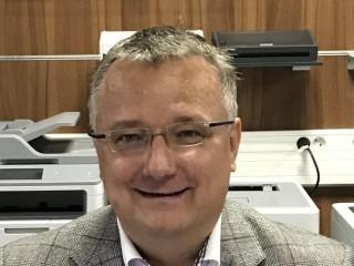 Zdeněk Kapusta, country manager pro ČR a SR v Brotheru