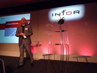 Jean-Philippe Pommel, Infor Channel Partner Marketing