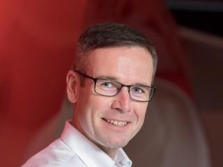 Jiří Báča, generální ředitel Vodafone ČR