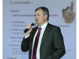 Ladislav Paleček, generální ředitel pro Canon ČR a SR