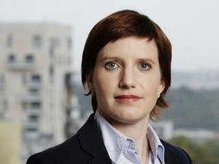 Lenka Axlerová, ředitelka pro sektor veřejné správy