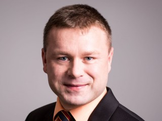 Libor Pecháček, sales director v Mainstream Technologies