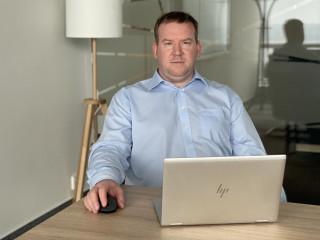 Martin Kříž, CFO v DNS