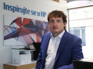 Pavel Machovský, country channel manažer HP Inc. pro ČR a SR