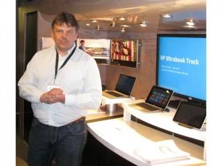 Petr Pavlíček, obchodní a marketingový ředitel Tech Data Distribution