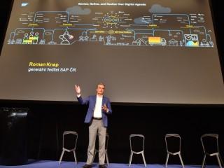 Roman Knap, generální ředitel SAP ČR
