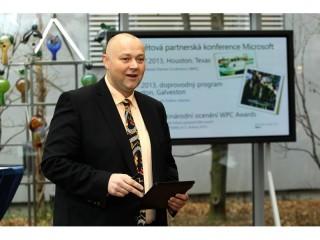 Roman Cabálek, generální ředitel společnosti Microsoft