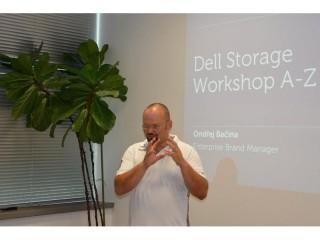 Ondřej Bačina z Dellu
