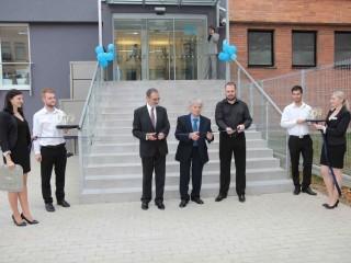 Slavnostní otevření datového centra DC2