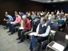 Partneři DNS sledují přednášku o prováděcí vyhlášce Zákona o kybernetické bezpečnosti