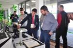 Petr Melník předváděl, co umí dokumentové skenery