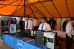 Piloti z Dellu poskytovali servis u vystavených produktů