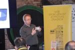 Ivan Lukáš na přednášce Netgearu