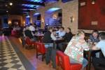 Večerní zábava se konala v prostorách stylové retro restaurace