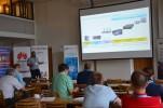 Přednáška Ondřeje Bačiny z Dellu