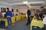 Demo koutek nabízel prostor pro důkladné seznámení se s technologiemi