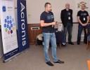 Zdeněk Bínek, ředitel distribuční společnosti Zebra systems
