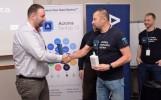 Vyhlášení nejlepších partnerů roku - zástupce společnosti Algorit Czech