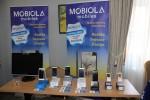 Stánek značky Mobiola