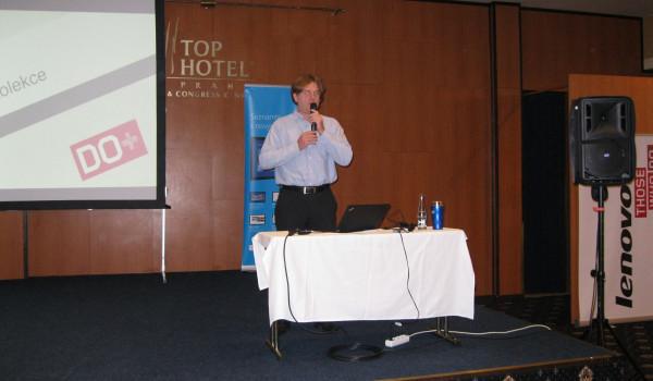 Josef Chvála (SMB sales representative společnosti Lenovo)