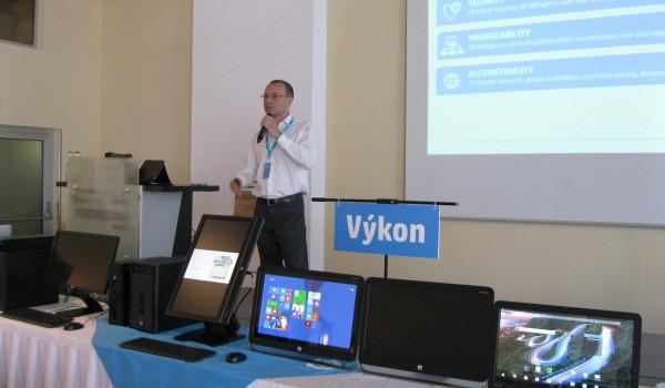 Peter Orechovský, produktový manažer HP