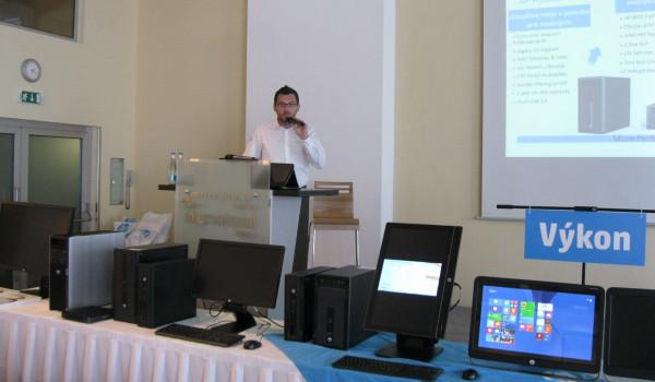 Tomáš Hubocký, produktový manažer HP